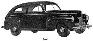 Carros antiguos - Historia de los CARROS ANTIGUOS - 1941 Ford