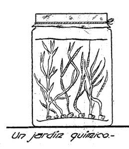 JARDIN químico - Como hacer un JARDIN QUIMICO