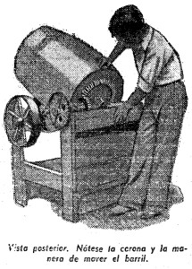 Mezcladora de CONCRETO - Como hacer una MEZCLADORA DE CONCRETO