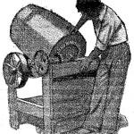 Mezcladora de CONCRETO – Como hacer una MEZCLADORA DE CONCRETO