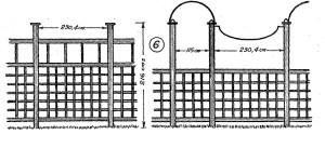 PORTICOS y enrejados - Como hacer ENREJADOS Y PORTICOS en madera