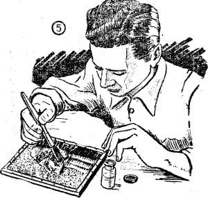 REPUJADO – Como hacer REPUJADO en bronce