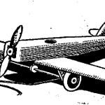 Como hacer un MODELO DE AEROPLANO TIPO JUGUETE