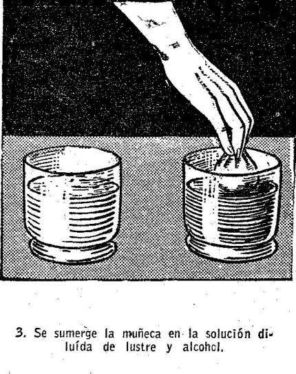 Como barnizar madera o laquear lustre frances como - Como barnizar madera ...