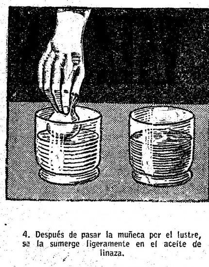Como barnizar madera o laquear - lustre frances