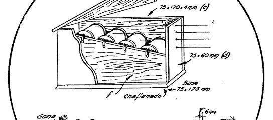 caja para carretes de hilo 1