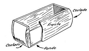 cofre para calar en madera 2