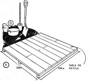 como hacer adoquines o lajas de hormigon para caminos y veredas