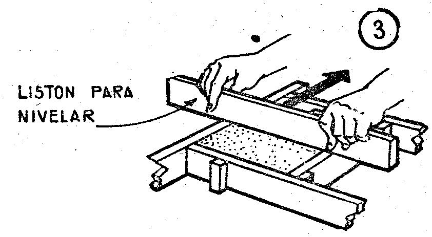 Como hacer adoquines o lajas de hormigon para caminos y for Moldes para adoquines