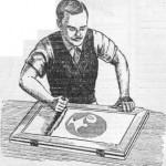 Como hacer AFICHES Y CARTELES EN CASA – Impresión en planograf – Serigrafía