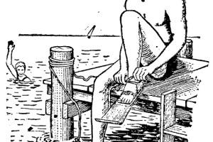 como hacer aletas de buceo 1
