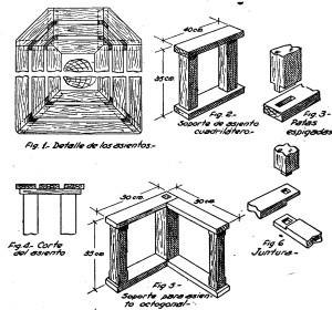 Como hacer asiento para jardin 2 como hacer - Como se elabora una silla de madera ...