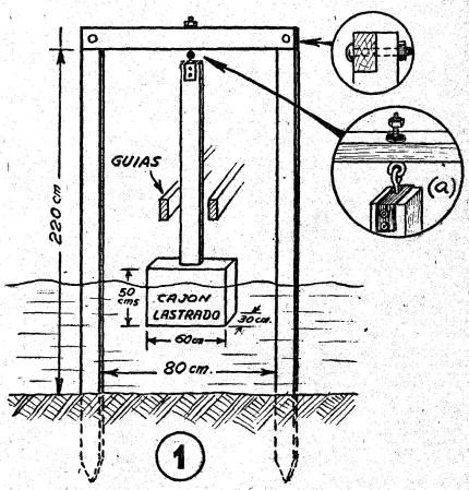 como hacer una bomba de agua casera