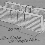 Carpinteria – Como hacer INGLETES exactos