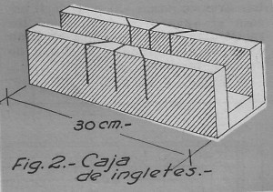 Carpinteria - Como hacer INGLETES exactos 2