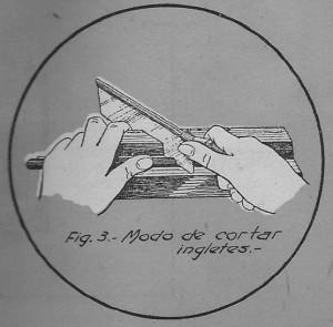 Carpinteria - Como hacer INGLETES exactos 3