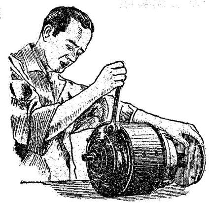 Mantenimiento motores electricos caseros