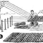 Techos DE PAJA – techos de QUINCHOS – Como hacer techos