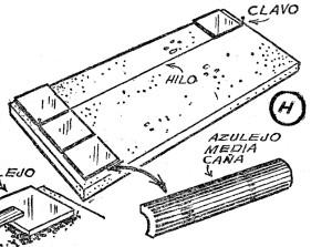 como hacer un banco de concreto