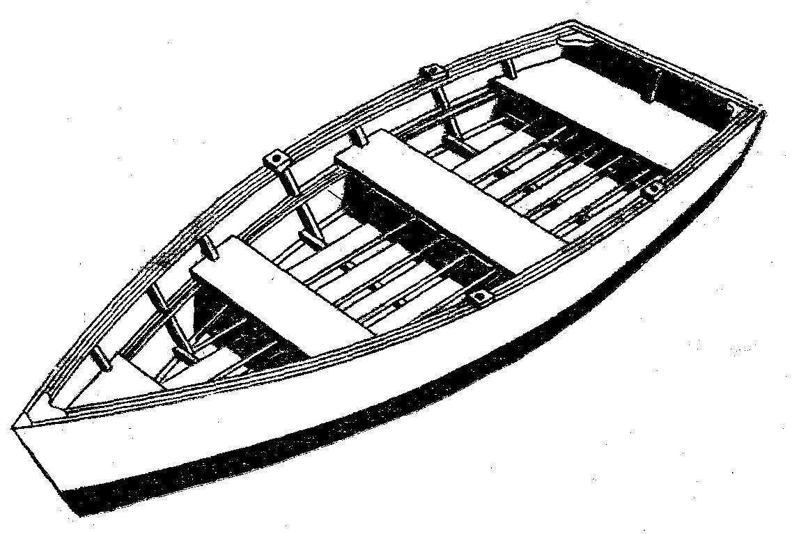 Como hacer un bote de remo 1 como hacer instrucciones for Como cocinar alubias de bote
