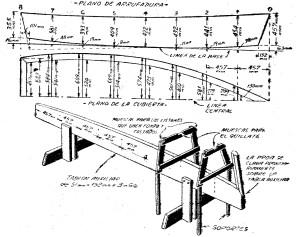 Como hacer un bote de remo 4 como hacer instrucciones for Construccion de muebles de madera pdf
