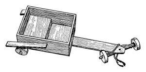 como hacer un carro de madera 2