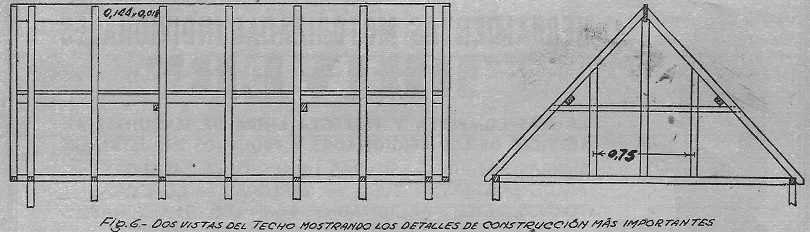 Como hacer un galpon o cobertizo como hacer - Como construir un tejado ...
