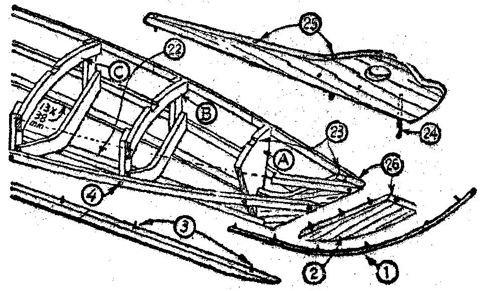 Como hacer un kayak o piragua 3 como hacer Proyectos en madera gratis