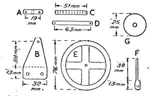 como hacer un motor solenoide casero 2