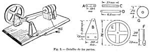 como hacer un motor solenoide casero 3