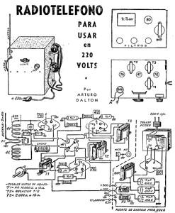 como hacer un radio telefono