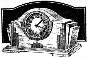 como hacer un reloj electrico