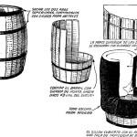 Como hacer un SILLON de un TONEL, BARRICA o BARRIL de madera