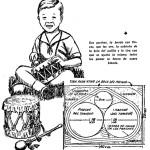 Como hacer un TAMBOR INDIO de cuero
