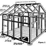 Casitas de madera casetas de madera para jardin como for Como hacer caseta de madera para jardin