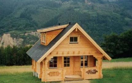 Como construir una casa de madera paso a paso como hacer - Casas miniaturas para construir ...