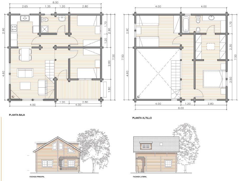 Construir una casa prefabricada taringa for Programa para distribuir una casa