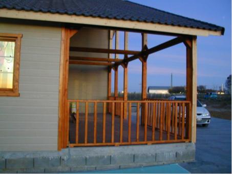Construyendo tu casa con britaniiii octubre 2013 - Construir una casa de madera ...