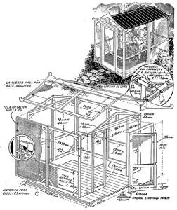 como  hacer una casita para el jardin 3