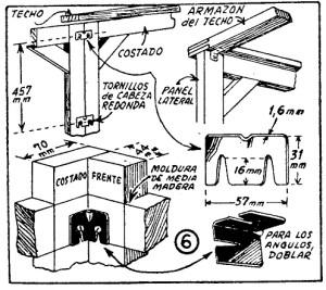como  hacer una casita para el jardin 8