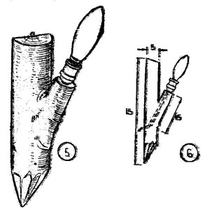 Como hacer una LAMPARA - VELADOR RUSTICO CON TRONCOS