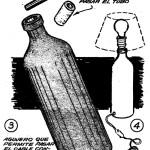 Como hacer una LAMPARA DE VELADOR