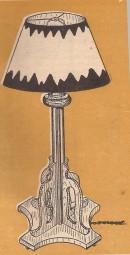 Como hacer y como se hace hagalo usted mismo carpinteria - Como hacer una lampara de mesa ...