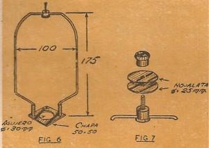 Como hacer una LAMPARA PARA MESA 6