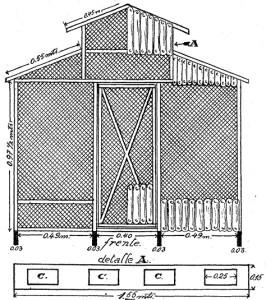 Como hacer una PAJARERA de madera 1