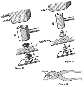 como trabajar el cuero - artesanias en cuero