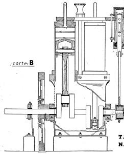 construccion de un motor de vapor 6