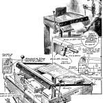 Como hacer un DOBLADOR de láminas de metal