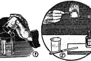 Como hacer: Experimentos de Química – USO INDUSTRIAL DEL CALCIO