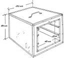 como hacer un horno transportable 2